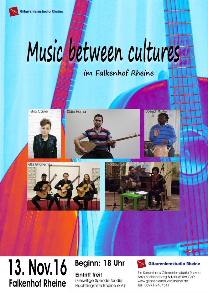 Music between cultures